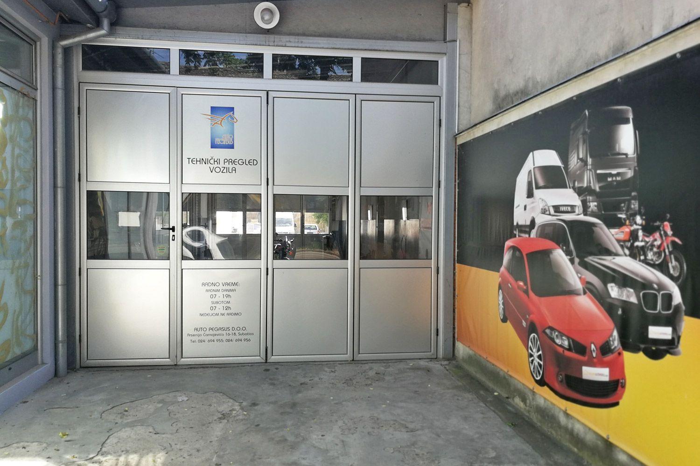 Auto Pegasus Doo Subotica Tehnički Pregled I Registracija